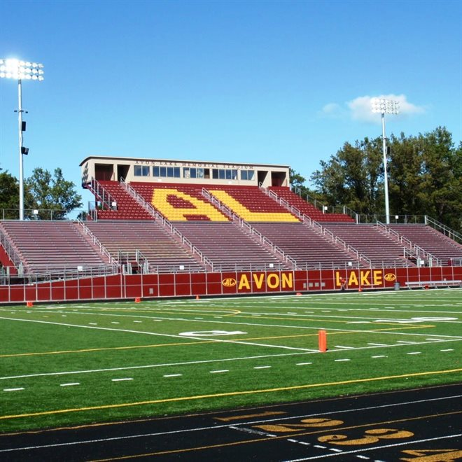 Avon Lake HS Football Stadium