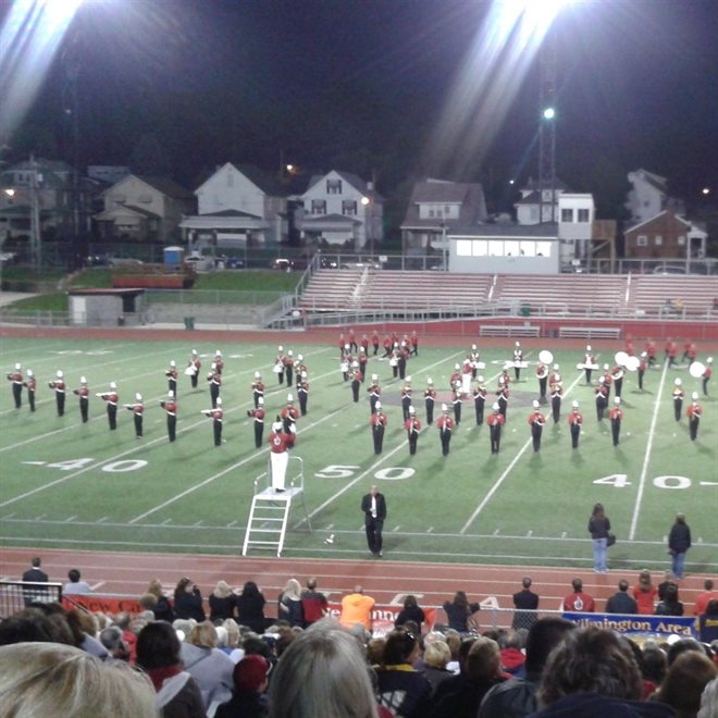 Lawrence County Annual High School Band Festival