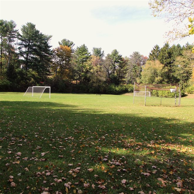 Soccer Field, Rosslyn Farms