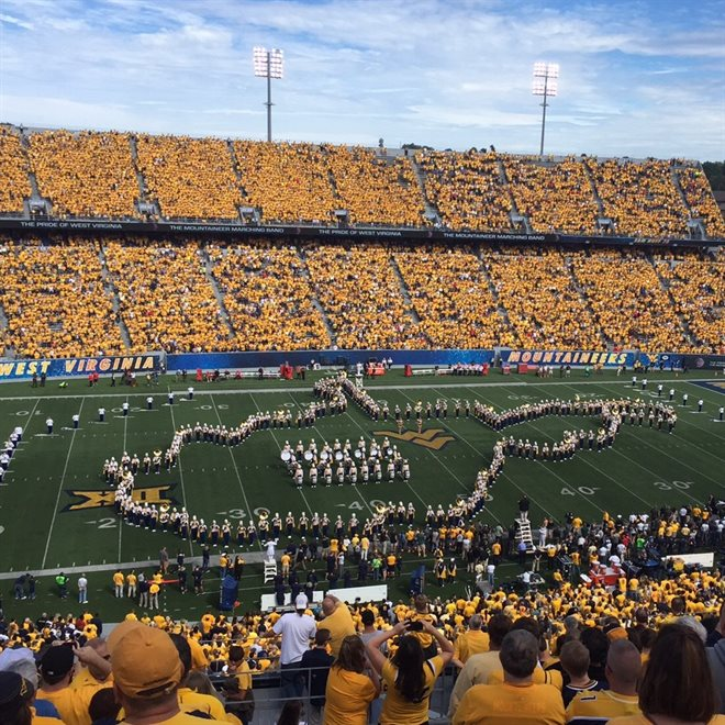 The Pride of WV