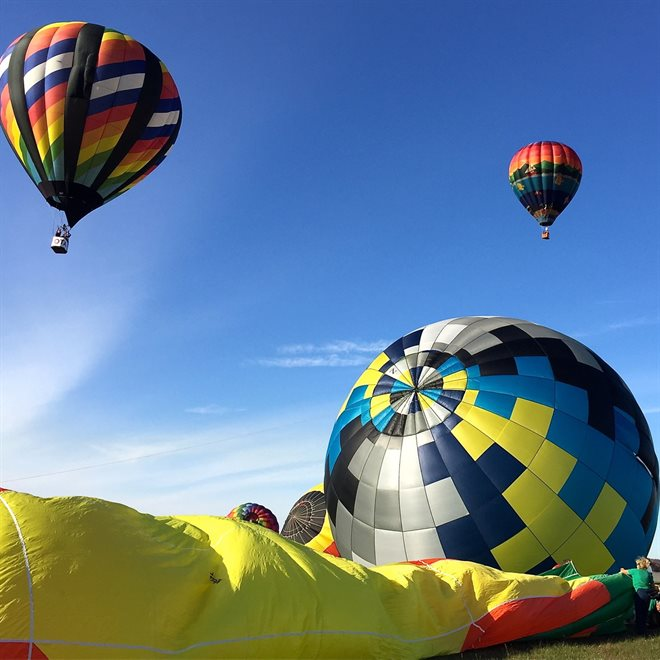 Mountaineer Balloon Festival
