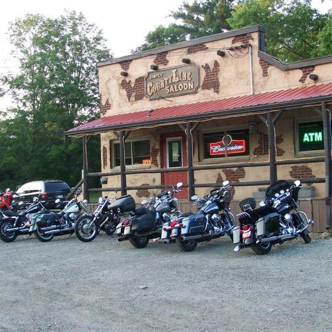 County Line Saloon