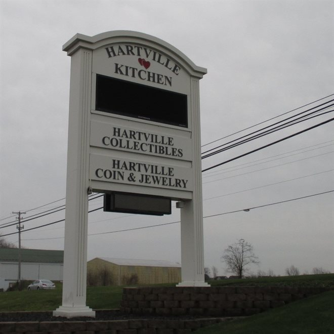 hartville history Hartville chocolate factory - historic downtown hartville, ohio - thy make wonderful sugar free chocolates too find this pin and more on hartville, ohio by visit canton.