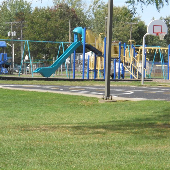 Orchard Middle School Playground