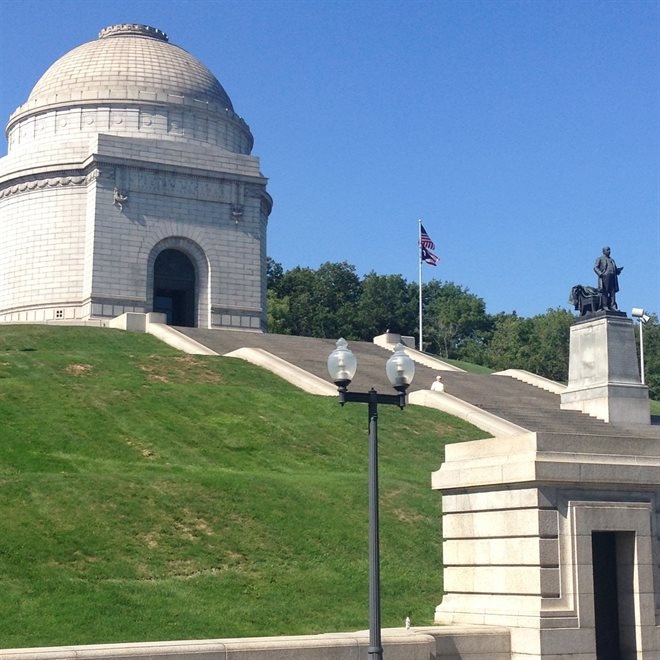 The McKinley Monument