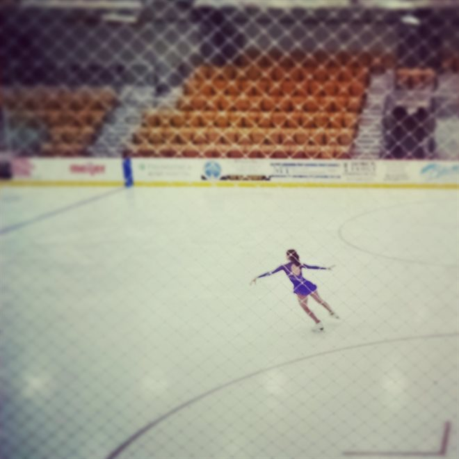 Grace on Ice