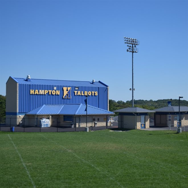 Hampton Talbots Football Stadium