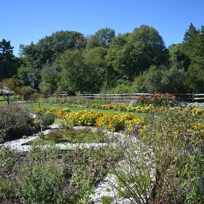 Hartwood Acres Gardens