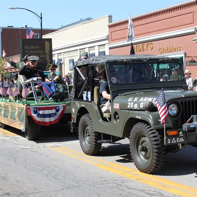 The Memorial Day Parade
