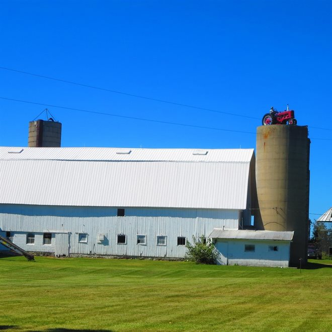 Lenawee County Farm