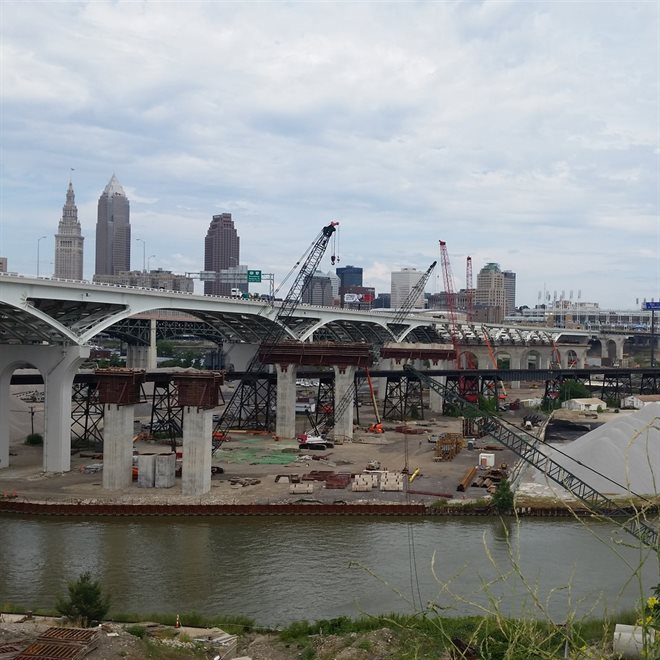 Cleveland View