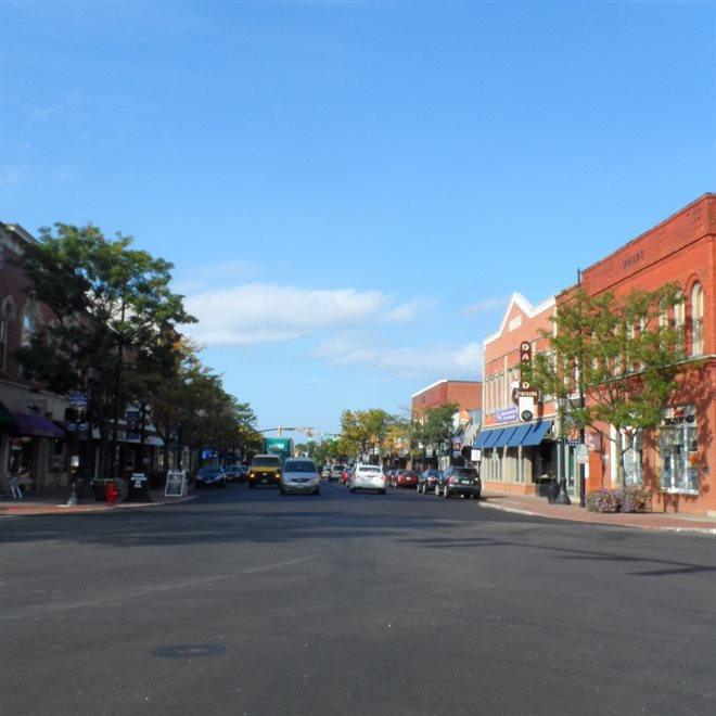Downtown Willoughby