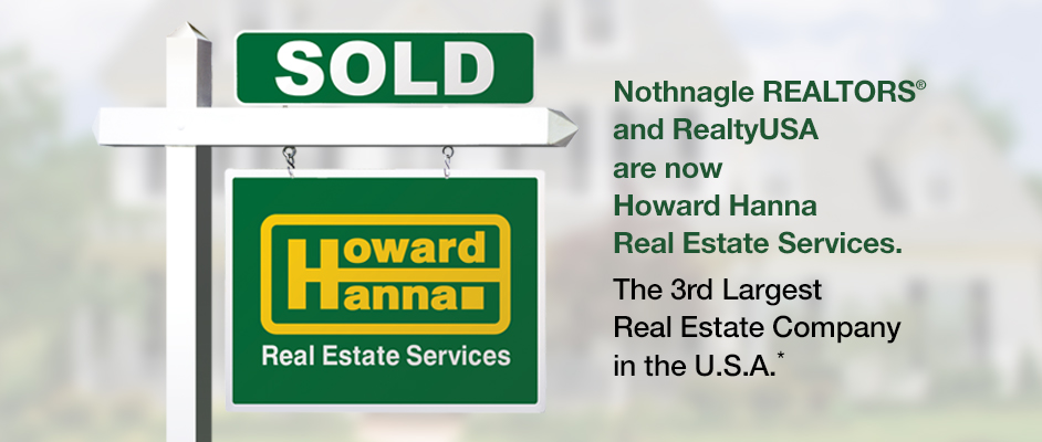 Nothnagle And Realtyusa Are Now Howard Hanna