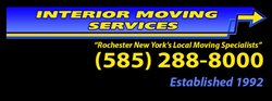 Interior Moving Services (Rochester)