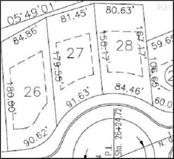 Photo for 503 Central Park Lot 28