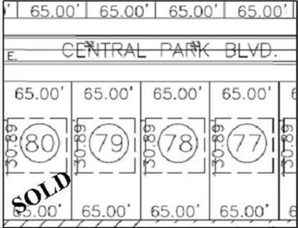Photo for 622 Central Park Lot 78